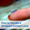 Thumbnail image for How To Handle a Dropped Contact Lens