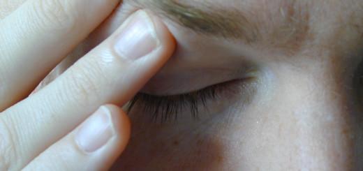 Eye pain