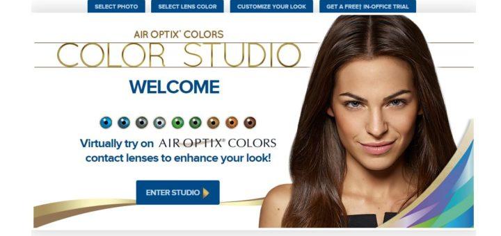 Air Optix Colors Color Studio