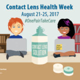 Contact Lens Health Week from the CDC