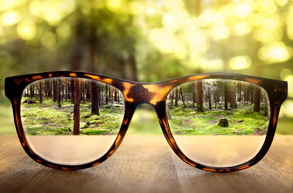 Trendy sun glasses vector illustration 618229 Vector Art
